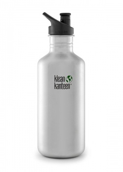 Klean Kanteen 1182ml/40oz - Brush Stainless